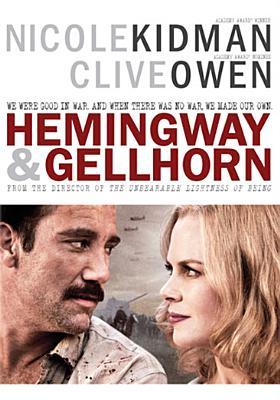 HEMINGWAY & GELLHORN BY OWEN,CLIVE (DVD)