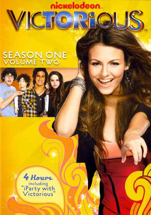 VICTORIOUS:SEASON ONE VOL 2 BY VICTORIOUS (DVD)